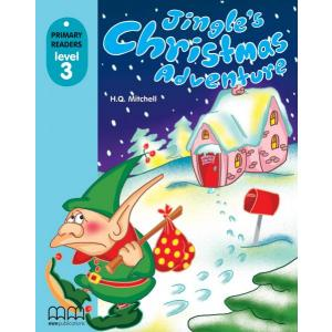 Jingle's Christmas Adventure. Primary Readers + CD