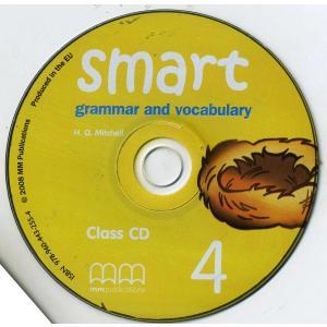 Smart 4. Grammar and Vocabulary. CD do Podręcznika