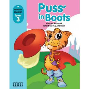 Puss in Boots. Primary Readers + CD
