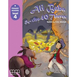 Ali Baba and the 40 Thieves. Primary Readers + CD