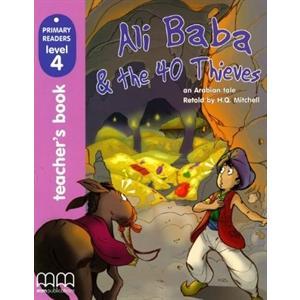 Ali Baba and the 40 Thieves. Primary Readers. Książka Nauczyciela