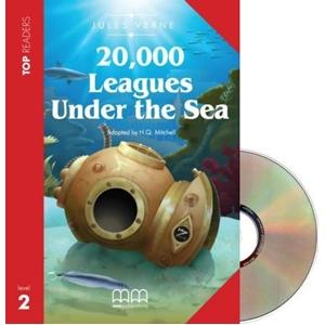 20000 Leagues Under the Sea. Top Readers + CD