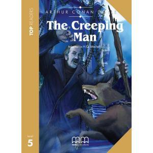 The Creeping Man. Top Readers + CD