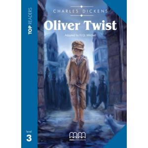 Oliver Twist. Top Readers + Glossary + CD