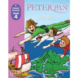 Peter Pan. Primary Readers + CD