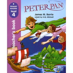 Peter Pan. Książka Nauczyciela