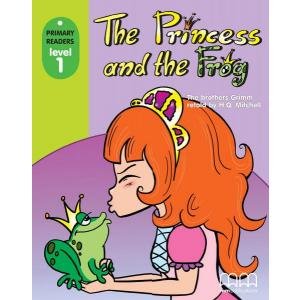The Princess and the Frog. Primary Readers + CD