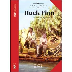 Huck Finn. Top Readers + Glossary + CD