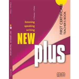 New Plus FCE. Książka Nauczyciela