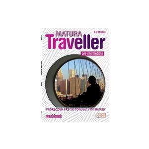 Matura Traveller    Pre-Intermediate. Ćwiczenia + CD