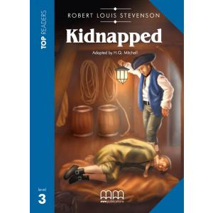Kidnapped. Top Readers + Glossary + CD