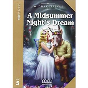 A Midsummer Night's Dream. Top Readers + CD