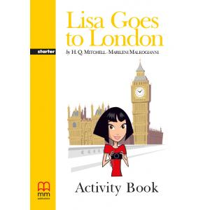 Lisa Goes to London. Level 1. Activity Book. Graded Readers
