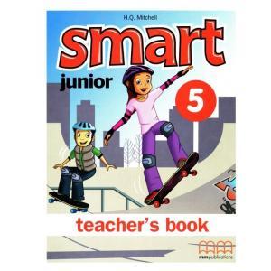 Smart Junior 5. Książka Nauczyciela