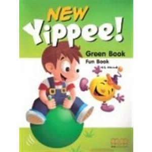 New  Yippee! Green. Fun Book