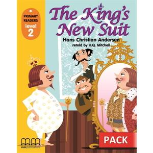 The King's New Suit (Nowe Szaty Króla). Primary Readers + CD