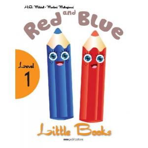 Little Books: Red and Blue + CD