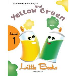 Little Books: Yellow and Green + CD
