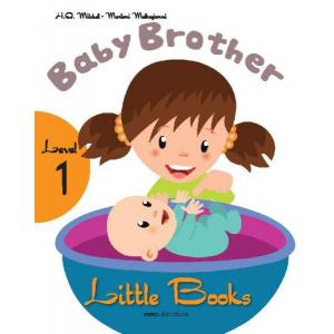 Little Books: Baby Brother + CD