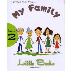Little Books: My Family + CD