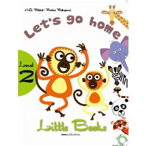 Little Books: Let's Go Home + CD