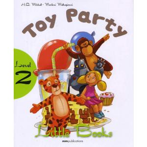 Little Books: Toy Party + CD