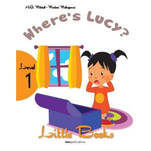 Little Books: Where's Lucy + CD