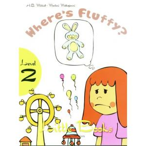 Little Books: Where is Fluffy? + CD