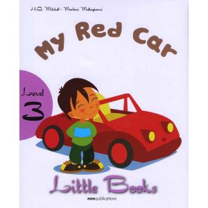 Little Books: My Red Car + CD
