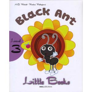 Little Books: Black Ant + CD
