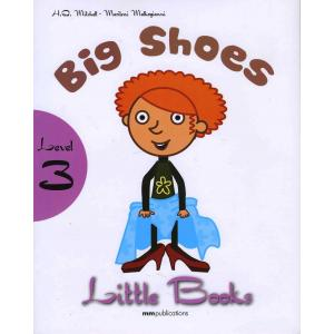 Little Books: Big Shoes + CD