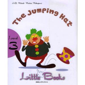 Little Books: The Jumping Hat + CD