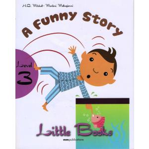 Little Books: A Funny Story + CD