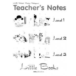 Little Books: Teacher's  Notes. Poziom 1-3