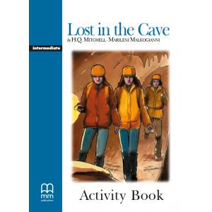 Lost in Cave. Level 4. Activity Book. Graded Readers