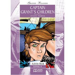Captain Grant's Children. Level 4. Activity Book. Graded Readers