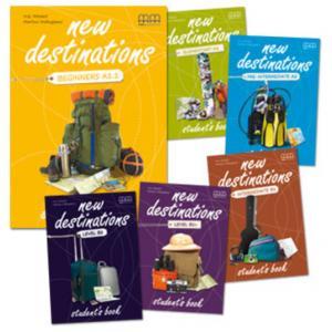New Destinations B2. Podręcznik