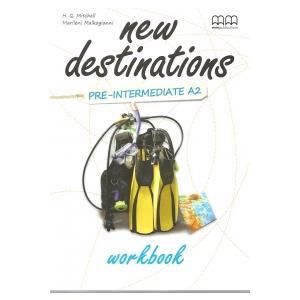 New Destinations Pre-Intermediate. Ćwiczenia