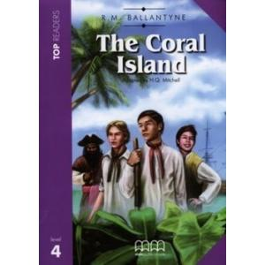 The Coral Island. Top Readers + CD