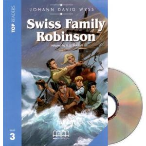 Swiss Family Robinson. Top Readers + CD