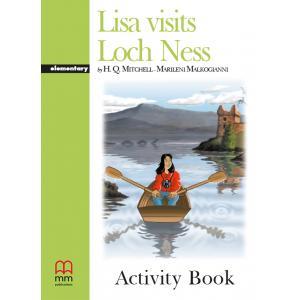 Lisa Visits Loch Ness. Level 2. Activity Book. Graded Readers