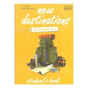 New Destinations Beginners. Podręcznik