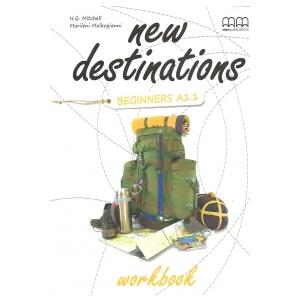 New Destinations Beginners. Ćwiczenia