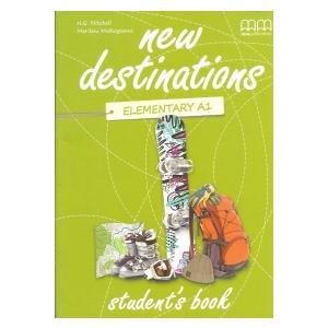 New Destinations Elementary. Podręcznik