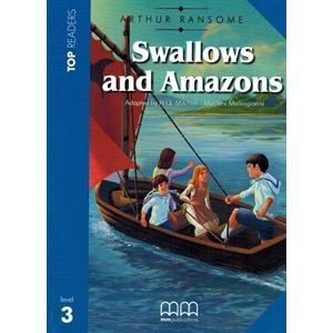 Swallows and Amazons. Top Readers + CD