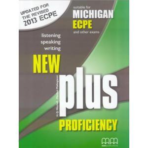 New Plus Proficiency Michigan ECPE. Podręcznik