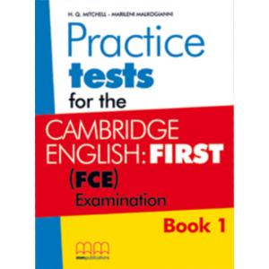 Practice Tests for the Cambridge English: FCE 2015. Podręcznik
