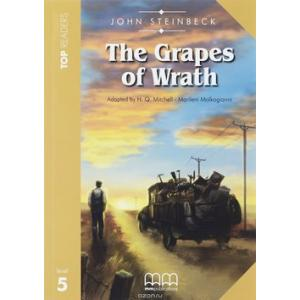The Grapes of Wrath. Top Readers + CD