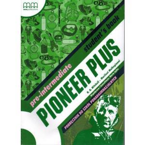 Pioneer Plus Pre-Intermediate. Podręcznik Wieloletni + CD