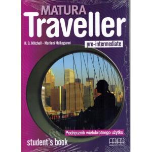 Matura Traveller Pre-Intermediate. Podręcznik Wieloletni + CD